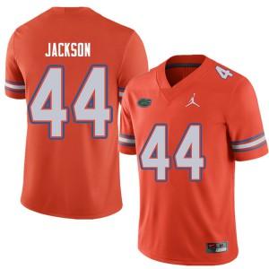Jordan Brand Men #44 Rayshad Jackson Florida Gators College Football Jerseys Orange 362294-260