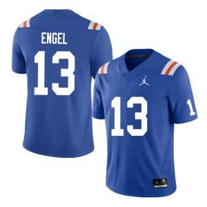 Men #13 Kyle Engel Florida Gators College Football Jerseys Throwback 666314-660