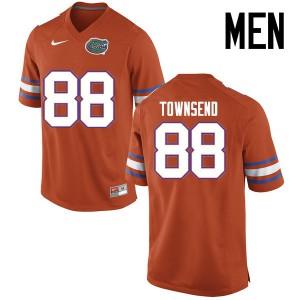 Men Florida Gators #88 Tommy Townsend College Football Jerseys Orange 210287-986